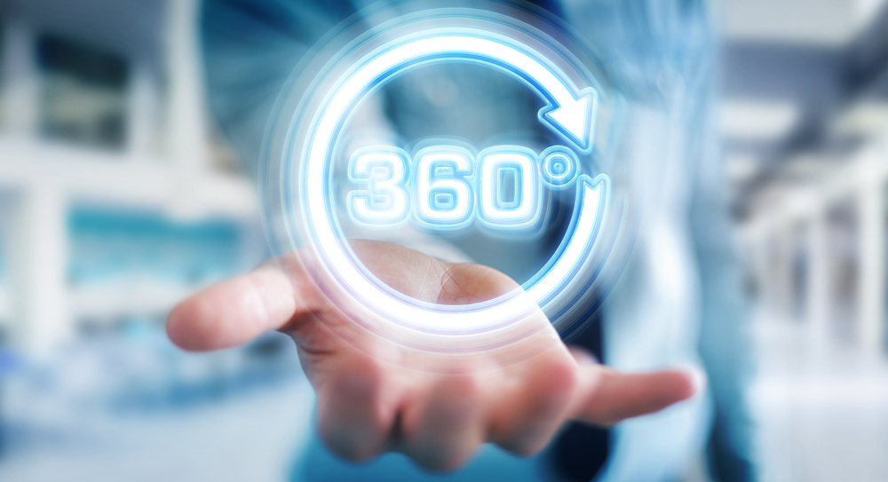 Achieving a 360 Degree Customer View