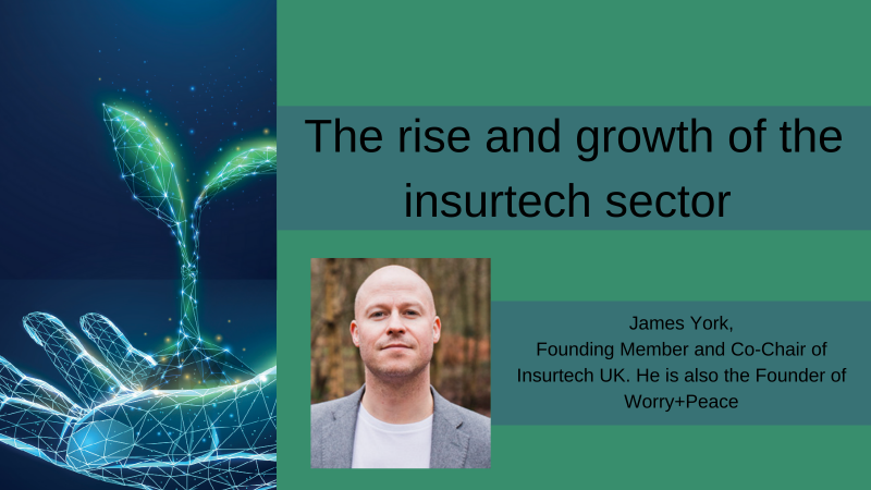 The rise and growth of the insurtech sector