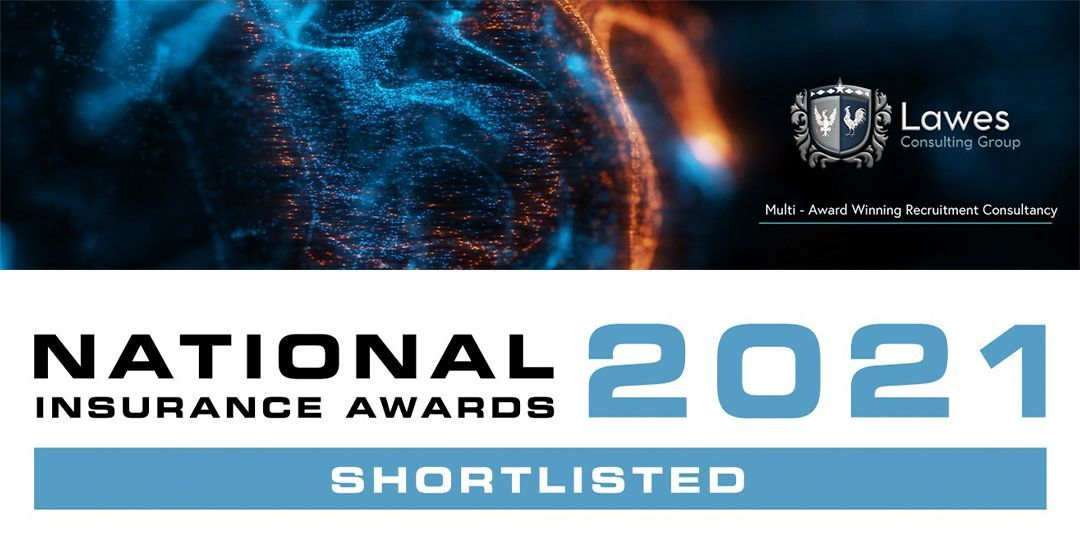 Steven Lawes on Lawes Consulting Group's National Insurance Awards 2021 Nomination