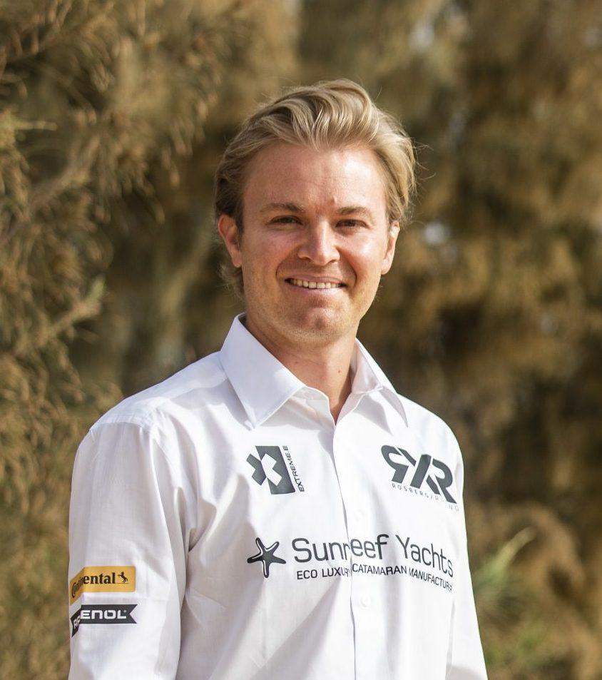 Nico Rosberg: Championing the World