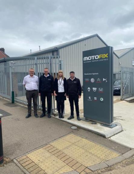 Motofix Group partner with AutoFlow